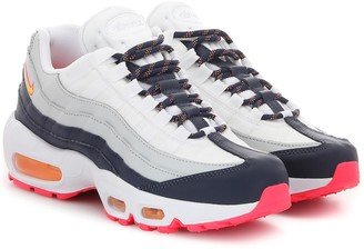 Nike 95 leather sneakers