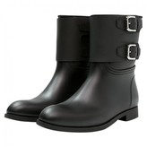 Polo Ralph Lauren Black Polyester Ankle boots