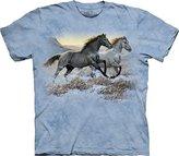 The Mountain Running Free T-Shirt