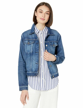 Hudson Women's Classic Fitted Trucker Jacket