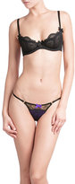 L'Agent by Agent Provocateur L\'Agent by Agent Provocateur Anetta Thong with Lace