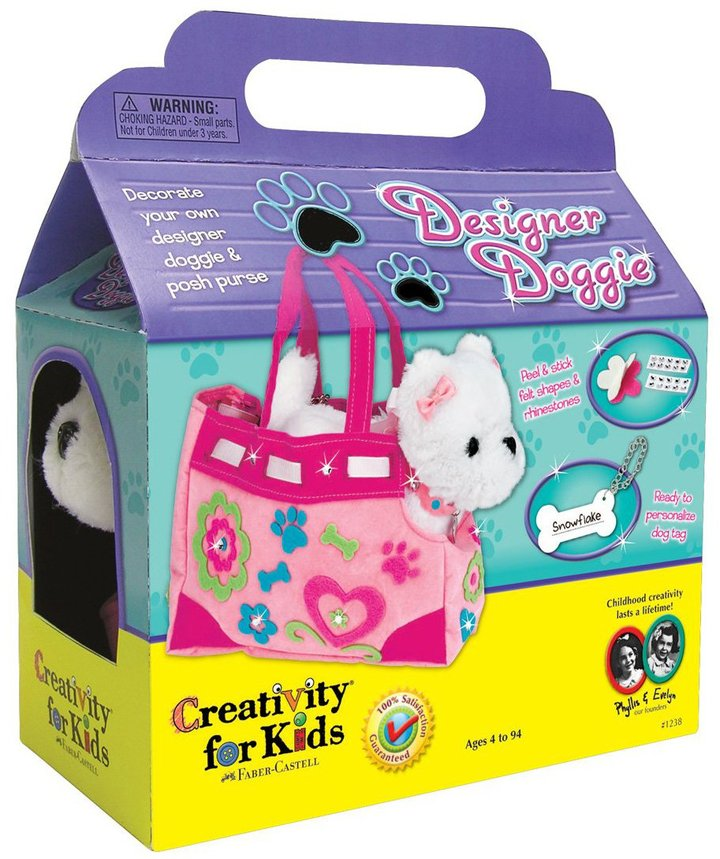 Creativity For Kids Designer Doggie