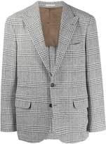 Brunello Cucinelli Glen check jacket