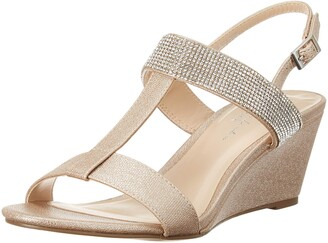 Paradox London Pink Women's Jacey Champagne 9 M