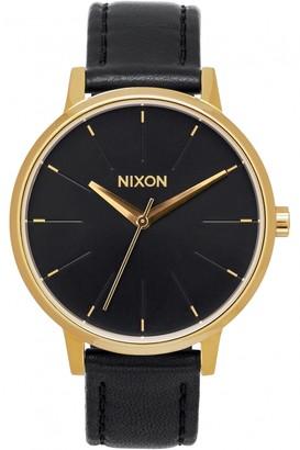 Nixon Ladies The Kensington Leather Watch A108-513