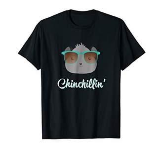 Funny Chinchilla Shirt: Chinchillin' Sunglasses Tee