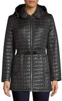 Kate Spade Quilted Bow Jacket