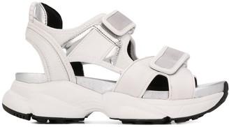 MICHAEL Michael Kors Harvey touch-strap sandals