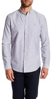 Original Penguin Solid Oxford Slim Fit Woven Shirt