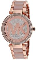 Michael Kors Parker Collection MK6176 Women's Stainless Steel Watch