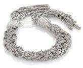 Aurelie Bidermann Miki Dora Braided Rope Bracelet