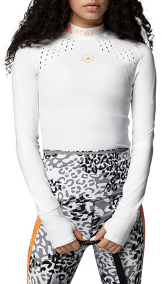 adidas by Stella McCartney TruePurpose Long Sleeve Performance Top