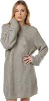 Cheap Monday Hold Knit Dress Grey