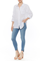 Rails Charli Button Down Top