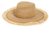 Eric Javits Women's 'Havana' Packable Squishee Straw Hat - Beige