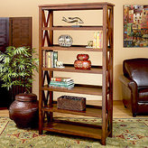 Verona Six-Shelf Bookcase