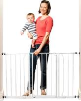 Regalo Baby Easy Open 50 Inch Super Wide Walk Thru Gate