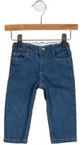 Bonpoint Girls' Elasticized Waist Jeans