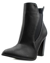 Penny Loves Kenny Avant Pointed Toe Synthetic Ankle Boot.