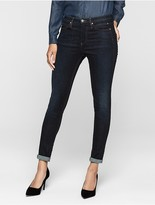 Calvin Klein Sculpted Saturated Blue Skinny Jeans