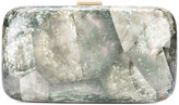 Kayu iridescent clutch - women - Shell - One Size
