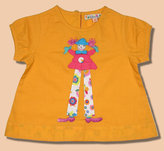 Orange Clown Dress