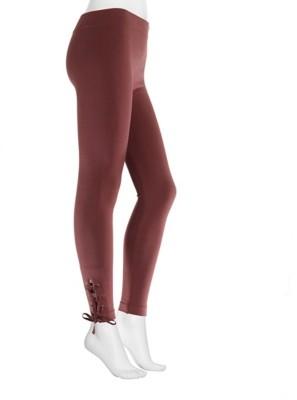 Mix No. 6 Lace-Up Women's Leggings