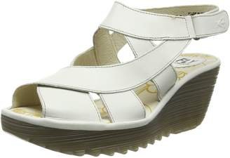 Fly London Women's YONA737FLY Wedge Sandals