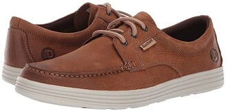 Dunham Colchester Moc Low (Brown) Men's Shoes