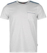 Soviet Dot T Shirt Mens