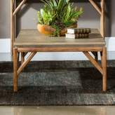 Uttermost Kanti Coffee Table in Champagne