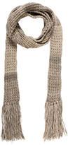 Isabel Marant Wool-Blend Knit Scarf