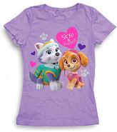 Freeze Lilac PAW Patrol Princess Tee - Girls