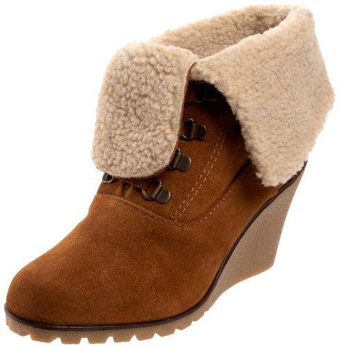 Kelsi Dagger Women's Francille Faux Shearling Boot