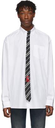 Vetements White Tie Shirt