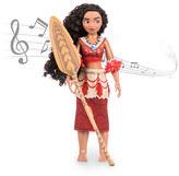 Disney Moana Singing Feature Doll Set - 11''