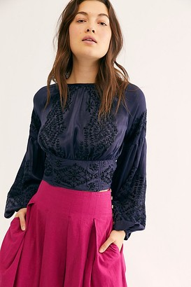 Free People Midnight Hour Top