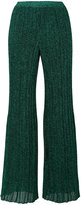 Missoni knitted lurex trousers - women - Silk/Nylon/Polyester/Viscose - 40