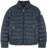 Moncler Padded leather jacket - Chevry