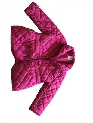 Ralph Lauren Pink Polyester Jackets & Coats