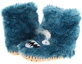 Hatley Fuzzy Fleece Slippers (Toddler/Little Kid)