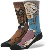 Stance Men's Kanata Star Wars Crew Sock