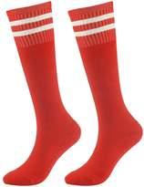 Lucky Commerce Unisex Childreen Boys Football Knee Tube Basketball Socks 4 Pairs