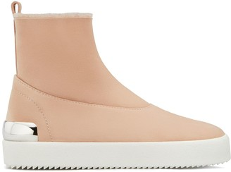 Giuseppe Zanotti Tracy zip-up ankle boots