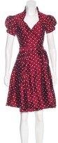 Diane von Furstenberg Betty Silk Dress