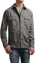 Woolrich Flannel-Lined Shirt Jacket (For Men)