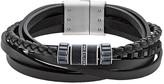 Swarovski Alto Black Carbon Bracelet