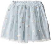 Kardashian Kids Mesh Sequin Skirt (Infant)