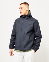 Hunter Rubberised Bomber Navy