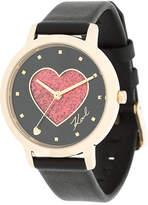 Karl Lagerfeld Camille Valentine watch